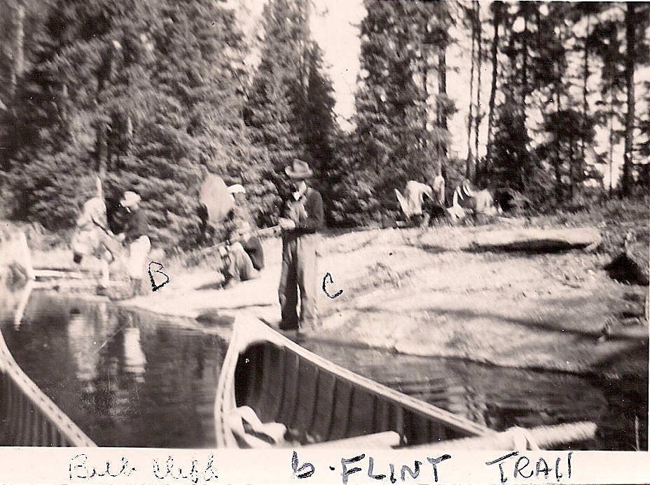 p_Bill Ginflint trail 1945
